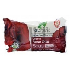 DR.ORGANIC Rose Otto Soap - 100 gr.