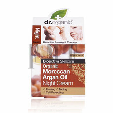 DR.ORGANIC Night Cream Argan Oil - 50 ml.