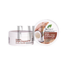 DR.ORGANIC Virgin Coconut Oil Body Souffle - 200 ml.