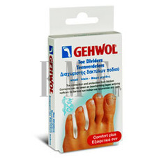 GEHWOL Toe Dividers small - 3 Τεμ.