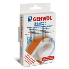 GEHWOL Heel Cushion G - 2 Τεμ. Small.