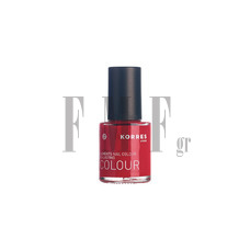 KORRES Nail Colour -  48 Coral Red