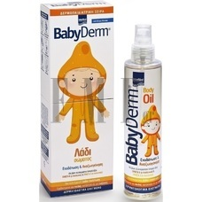 BABYDERM Body Oil - 200 ml.