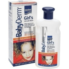 BABYDERM Girl's - 300 ml.