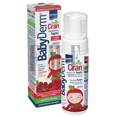 BABYDERM Junior Cran - 150 ml.