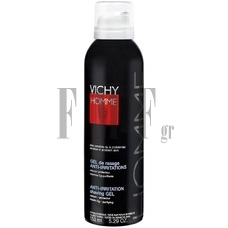 VICHY Homme Anti-Irritation Shaving Gel - 150 ml.