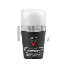 VICHY Homme Deo Anti-Transpirant Roll On 48h - 50 ml.