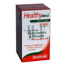 HEALTH AID Healthy Mega - 30 Tabs.