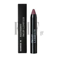 KORRES Raspberry Twist Lipstick Dramatic - 2,5 ml.