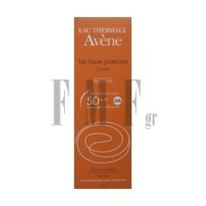 AVENE Cream SPF50+ Sans Parfum - 50 ml.