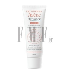 AVENE Hydrance Optimale UV Riche - 40 ml.