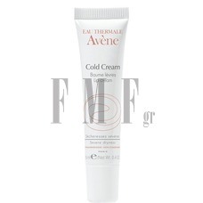 AVENE Cold Cream Baume Levres - 15 ml.