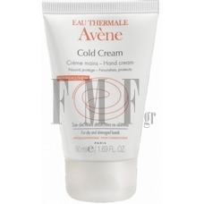 AVENE Cold Creme Mains - 50 ml.