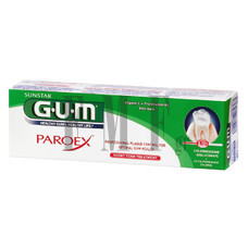 GUM Paroex Gel 0.12% CHX+ 0.05% CPC - 75 ml.