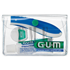 GUM Travel Kit - 3 Τεμ.