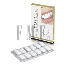 YOTUEL Pharma B5 Whitening Dental Gum - 12 Τεμ.
