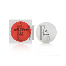 YOUTH LAB Oil Free Compact Cream SPF 50 Dark Colour - 10 gr.