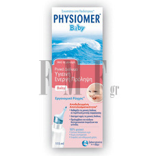 PHYSIOMER Baby - 115 ml.