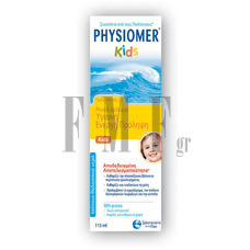 PHYSIOMER Kids - 115 ml.