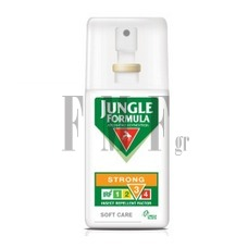 JUNGLE FORMULA Strong Soft Care με IRF 3 - 75 ml.