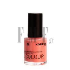 KORRES Nail Colour - 07 Pink Champagne
