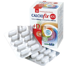 INTERMED Calciofix 400mg - 90 Tabs.