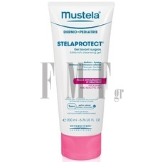 MUSTELA Stelaprotect Gel Lavante Surgras - 200 ml.