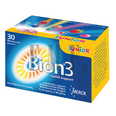 Bion 3 Junior - 30 Tabs.