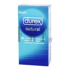 DUREX Natural - 12 Τεμ.