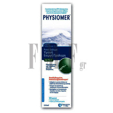 PHYSIOMER Jet Fort - 210 ml.