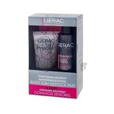 LIERAC Body Slim Destock Nuit - 200 ml. ΔΩΡΟ Gommage Sensoriel 100ml.