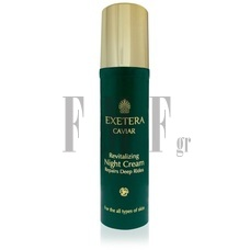 EXETERA CAVIAR Night Cream - 50 ml.
