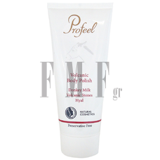 PROFEEL Volcanic Body Polish - 200 ml.