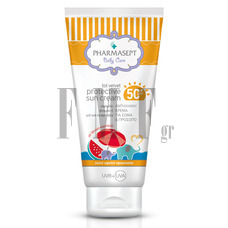 PHARMASEPT Baby Care Protective Sun Cream SPF50 - 150 ml.
