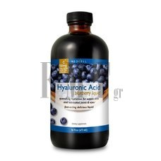NEOCELL Hyaluronic Acid Blueberry Liquid - 473 ml.
