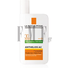 LRP Anthelios AC Fluide SPF 30 - 50 ml.