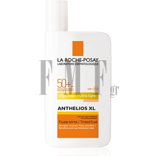 LRP Anthelios XL Tinted Fluid SPF 50+ - 50 ml.