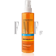 LRP Anthelios XL SPF50+ Invisible Oil - 200 ml.