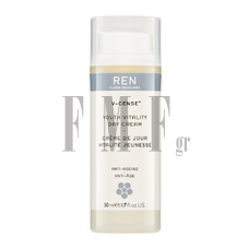 REN V-Cense Youth Vitality Day Cream - 50 ml.