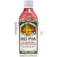 HEIPOA Monoi Oil Pure for Hair - 100 ml.