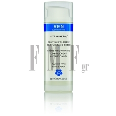 REN Vita Mineral Daily Supplement Moisturising Cream - 50 ml.