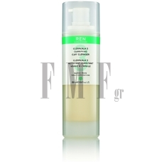 REN Clear Calm Clarifying Clay Cleanser - 150ml.