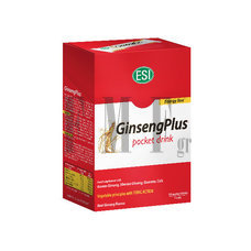ESI Ginseng Plus Energy Pocket Drink - 16 x 10 ml.