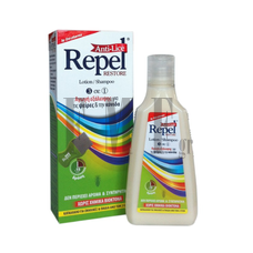 UNIPHARMA Repel Restore Anti-Lice Lotion/Shampoo - 200 gr.