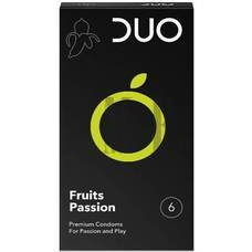 DUO Fruits Passion - 6 Τεμ.