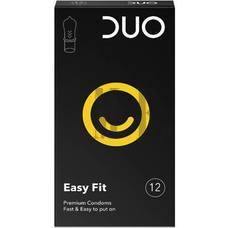 DUO Easy Fit - 12 Τεμ.