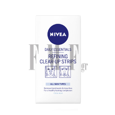 NIVEA Clear-up Strips - 6 Φακελάκια.