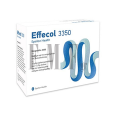 EPSILON HEALTH Effecol 3350 - 12 Τεμ.