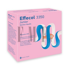 EPSILON HEALTH Effecol 3350 Junior - 12 Τεμ.
