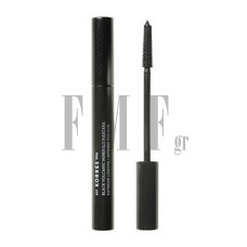 KORRES Black Volcanic Minerals / Professional Length Mascara - Brown Plum.
